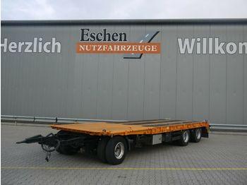 Dieplader aanhangwagen Goldhofer TUP-L3-24/80*Tieflader*Auffahrrampen*BPW