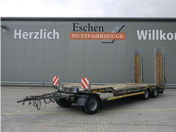 Dieplader aanhangwagen Müller-Mitteltal T3 Profi 30.0 Verzinkt*Tieflader*1.Hand*HU 01,22