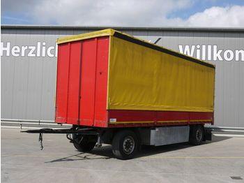 Huif aanhangwagen Schmitz Cargobull AFG 18 Anhänger*Durchlade-Palettenkasten*Edscha