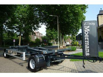 Containertransporter/ wissellaadbak aanhangwagen AJK AEEL 10/20 -19,5 Schlitten