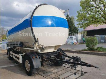 Tank aanhangwagen Spitzer 4-Kammer ALU-Lebensmittelsilo  2 bar 32.000 lit