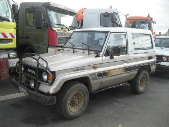 personenwagen Toyota Land Cruiser