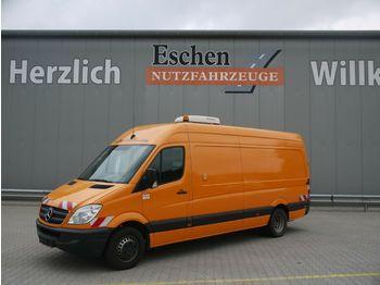 Bestelwagen gesloten laadbak Mercedes-Benz 515 CDI*Kamerafahrwagen Rausch*Kanalreinigung