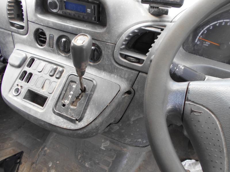 bestelwagen gesloten laadbak Mercedes Sprinter 316 CDI