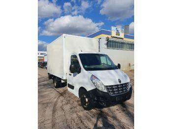 Bestelwagen gesloten laadbak Renault MASTER  DCI 125 KOFFER  zwillingsber.  LBW KLIMA