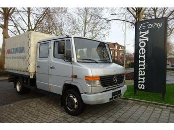 Bestelwagen met open laadbak Mercedes-Benz 814D DOKA