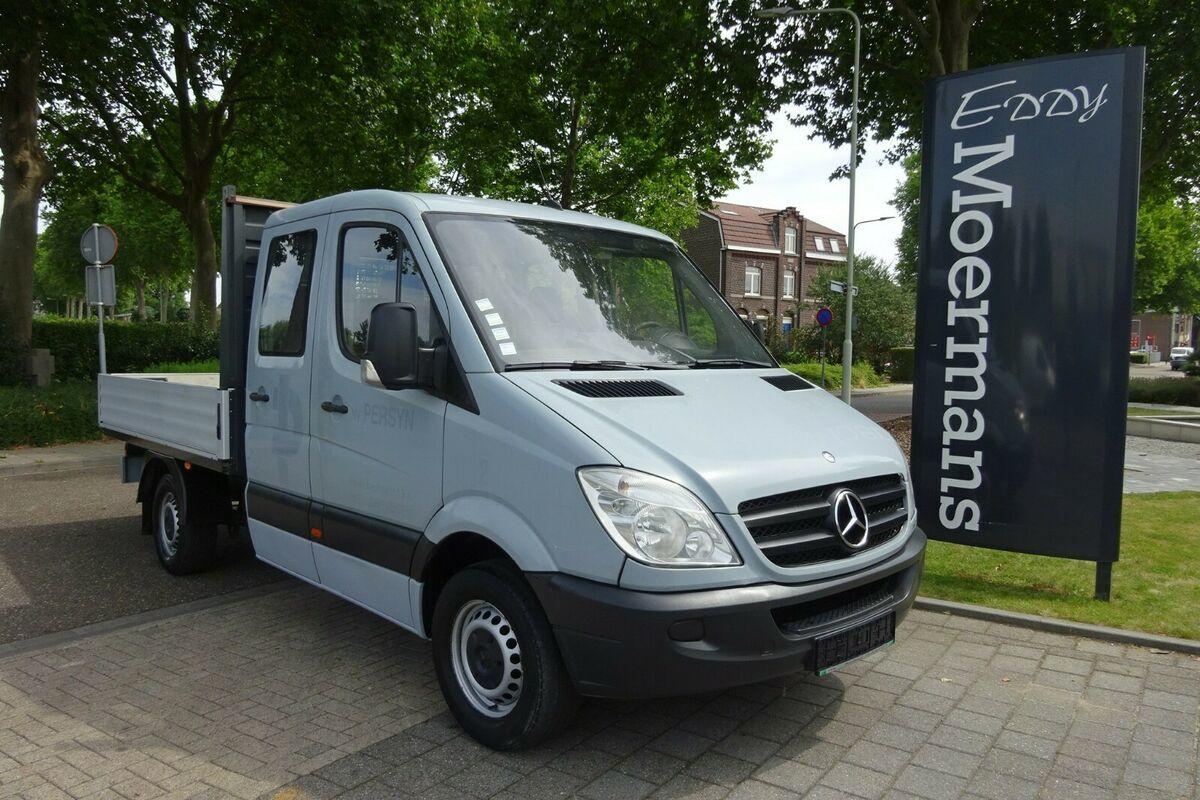 bestelwagen met open laadbak Mercedes-Benz Sprinter 311 CDi