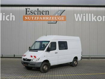 Gesloten bestelwagen Mercedes-Benz 313 CDI 4x4 Sprinter