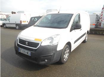 Gesloten bestelwagen Peugeot Partner 1,6L HDI 90 CV