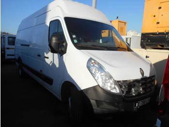 Gesloten bestelwagen Renault Master DCI 150