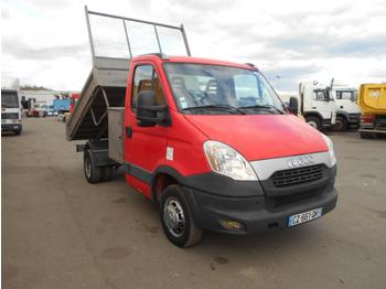 Kipper bestelwagen Iveco Daily 35C13