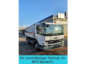 Kipper bestelwagen Mercedes-Benz Atego 818 Meiller 3-Seiten  Kipper  EURO 5