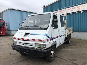 Renault B80 FULL STEEL KIPPER WITH DOUBLE CABIN B80 - kipper bestelwagen