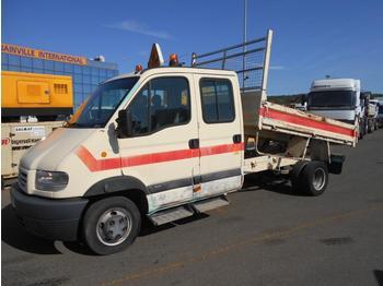 Kipper bestelwagen Renault Mascott