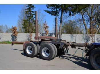 DIEBOLT AR - trailer for wood transport - houttransport