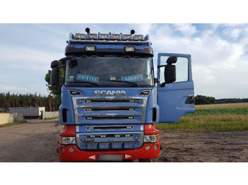 SCANIA R620 - houttransport