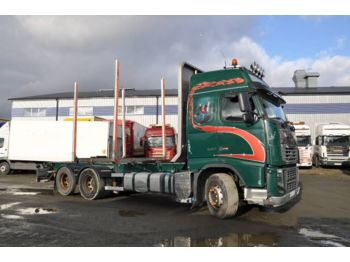 VOLVO FH16 540 6X4 - houttransport