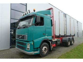 Volvo FH12.500 6X2 MANUAL FULL STEEL HUB REDUCTION EUR  - houttransport