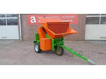 Compost shredder - houtversnipperaar