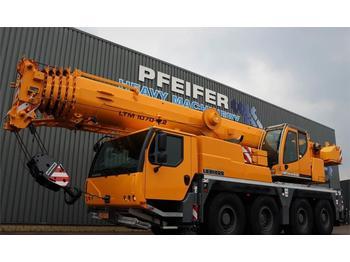 Alle terrein kraan Liebherr LTM1070-4.2 Valid inspection, *Guarantee! 8x6x8 Dr