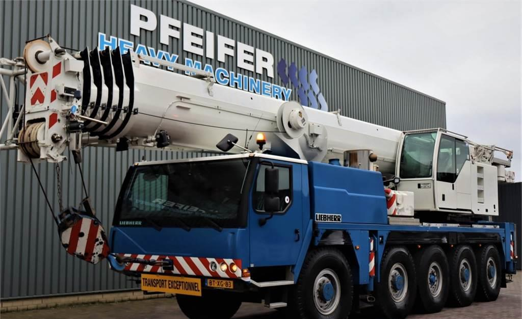 alle terrein kraan Liebherr LTM1095-5.1