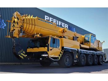 Alle terrein kraan Liebherr LTM1200/1 10x8x8 Drive, 200t Cap. 60m Boom, 22m Ji