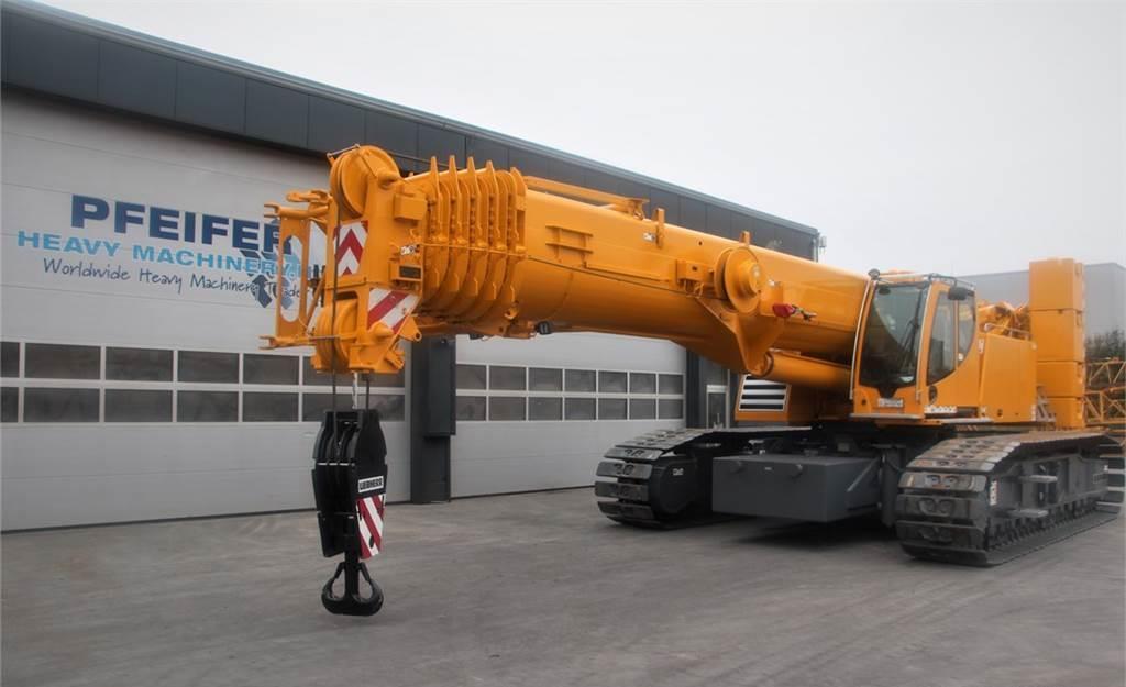 alle terrein kraan Liebherr LTR1100