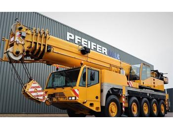 Alle terrein kraan Terex Demag AC100 10x8x8 Drive, 100t Capacity, 50m Main boom,