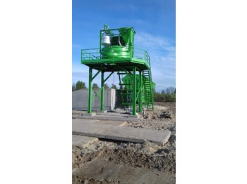 SUMAB High Capacity! T-90 (90m3/h) Stationary concrete plant - betoncentrale