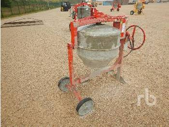 IMER Electric - betonmixer