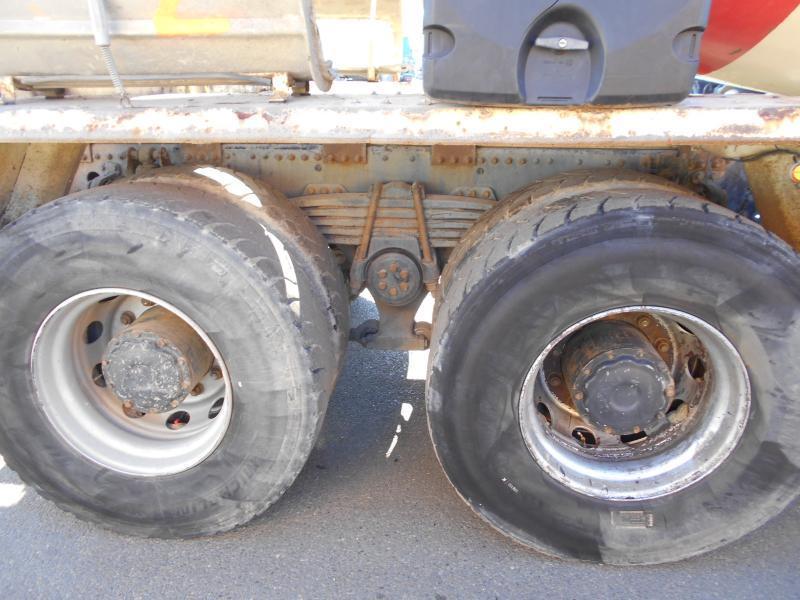 betonmixer MAN TGA 35.350