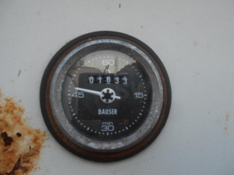 betonmixer Renault Kerax 370