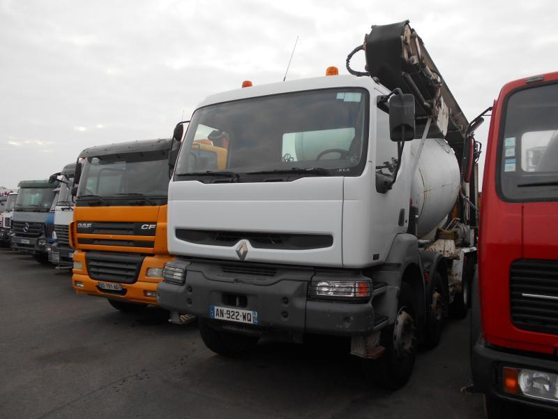 betonmixer Renault Kerax 420