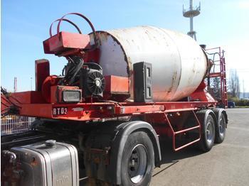Betonmixer oplegger Dorgler malaxeur beton