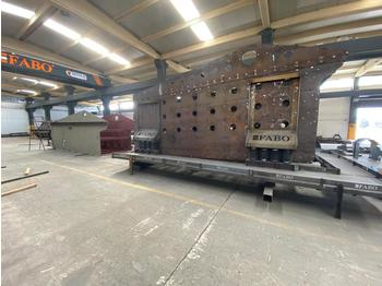 FABO HORIZONTAL VIBRATING SCREEN WITH SHAFT | READY IN STOCK - breekmachine