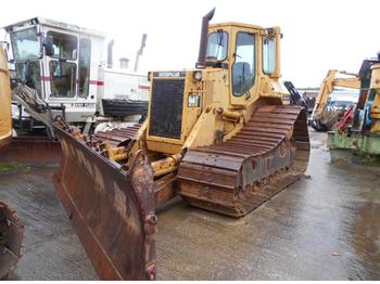 Caterpillar D5HLG - bulldozer