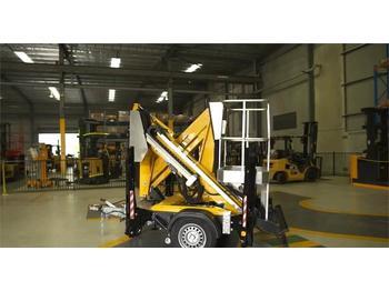 Hoogwerker Comet X Trailer 12 New, 12m Working Height, 4.5m Reach,