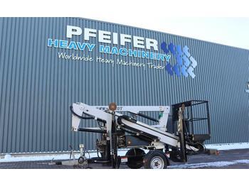 Hoogwerker Niftylift 120TDE Bi-Energy, 12.3m Working Height, 5m Reach,
