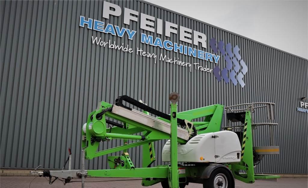 hoogwerker Niftylift 150TPE Valid inspection, *Guarantee! Bi-Energy, 14