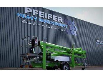 Hoogwerker Niftylift 170 HDET Bi-Energy, Traction Drive, 17.1m Working