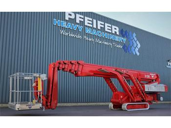 Hoogwerker Omme 3150RBDJ Bi- Energy, Rubber Tracks, 31.1m Working