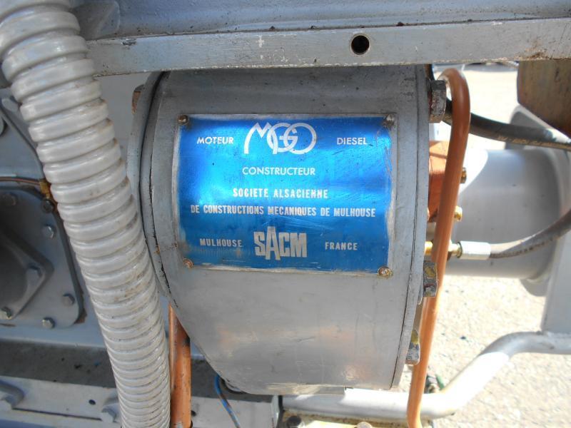 industrie generator AMAN 530