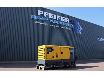 Industrie generator Atlas Copco QAS 40 ST3 Diesel, 40 kVA, Also Available For Rent