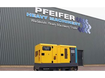 Industrie generator Atlas Copco QAS 60 ST3 Valid inspection, *Guarantee! Diesel, 6