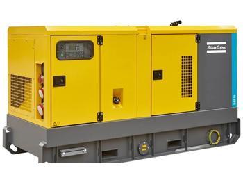 Industrie generator Atlas Copco QAS 80 New, Diesel, 80kVA, 50Hz, 400v