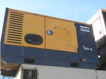 Industrie generator Atlas copco QAS14