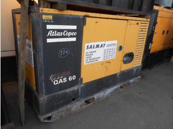 Industrie generator Atlas copco QAS60