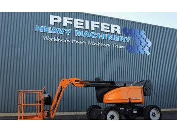 Knikarmhoogwerker ATN ZEBRA 12 Valid inspection, *Guarantee! Diesel, 4x4