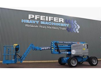 Knikarmhoogwerker Genie Z51/30 Valid inspection, *Guarantee! Diesel, 4x4 D