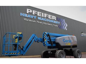 Knikarmhoogwerker Genie Z-45 FE/DC New, Bi-Energy, (Diesel - Battery) 16m